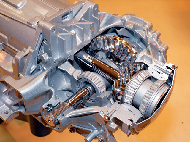 Big Rig and Semi Truck Differentials and all Realted Parts.